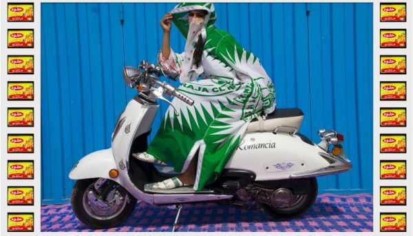 Kesh Angels: Fotografias das Gangues de Motoqueiras de Marrakesh
