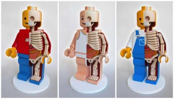 As Esculturas de Jason Freeny