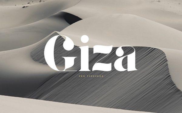 Giza Pro do Anthony James