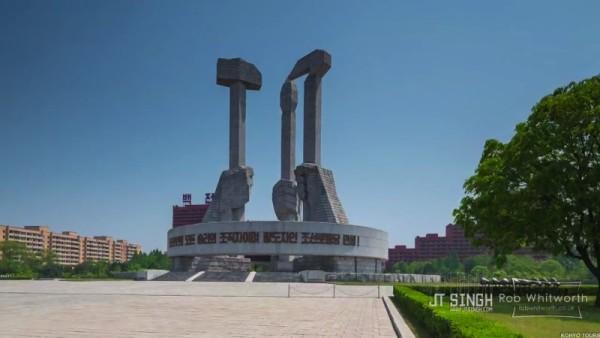 Enter Pyongyang – um time lapse em vídeo na Coréia do Norte