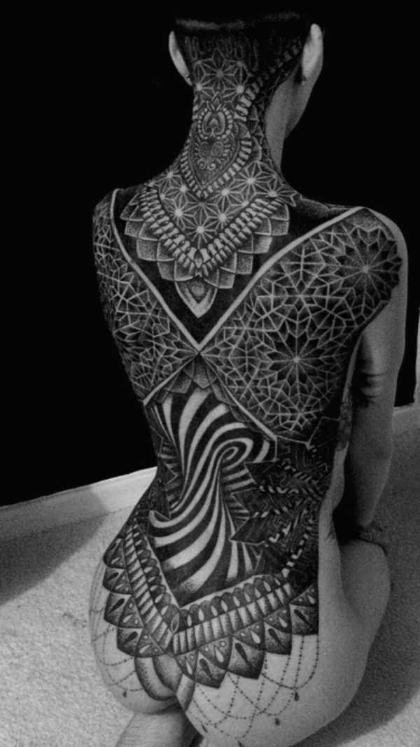As Tatuagens de Glenn Cuzen