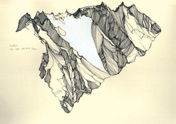 As Montanhas de Jennifer Burtchen