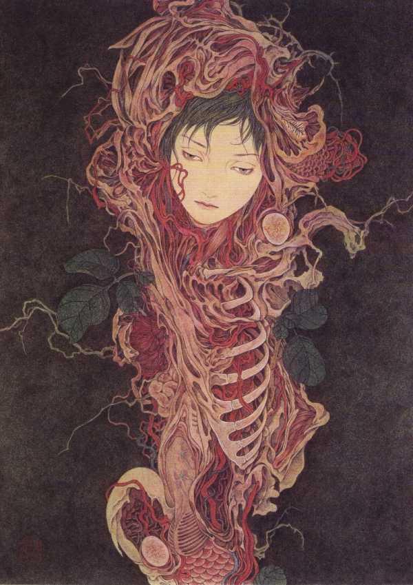 A Arte de Takato Yamamoto
