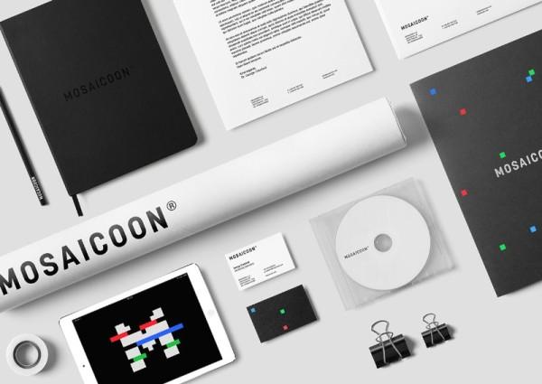 Criando a identidade visual da Mosaiccon