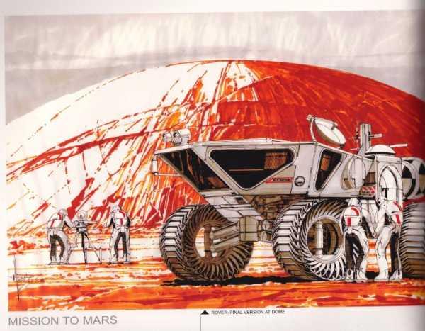 Syd Mead e suas ilustrações futurísticas