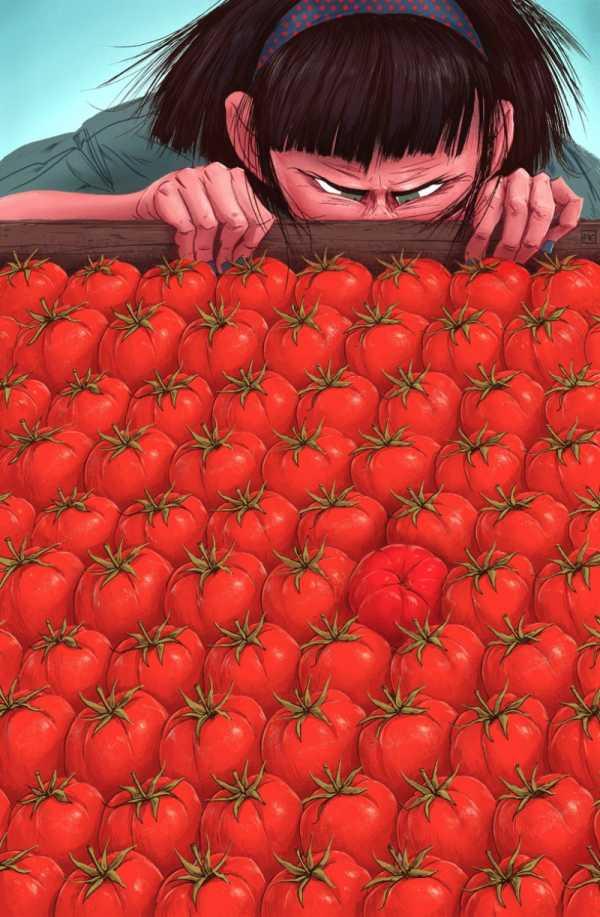 Michal Dziekan e suas ilustrações grotescas