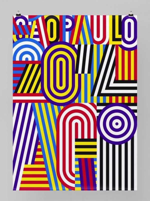 Os Posters Tipográficos de Felix Pfäffli
