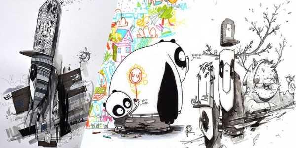 Monsta Julien, Mlle Terite e Ant do Pandakroo juntos em A3!
