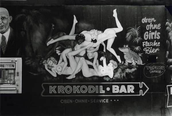 Os Teatros de Sexo de Hamburgo por Andre Gelpke