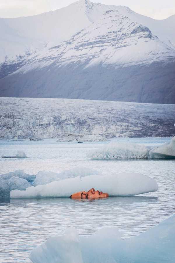 Pintando Murais em Icebergs com Sean Yoro Aka HULA