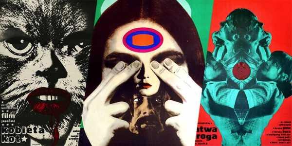 Ryszard Kiwerski e seus posters surreais