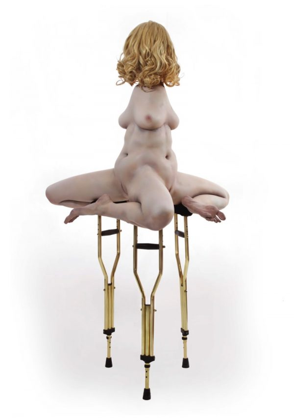 Monica Piloni e suas Esculturas