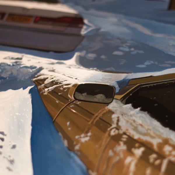 Pinturas hiper realistas do espanhol Luis Perez