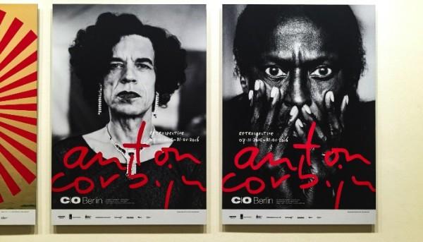 Anton Corbijn: Uma Retrospectiva Fotográfica
