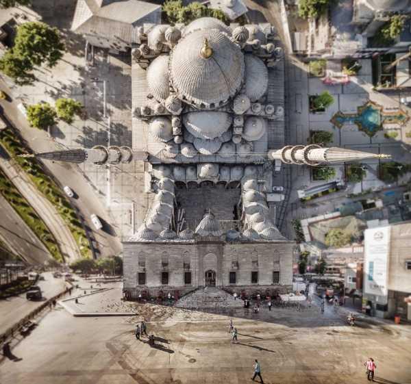 Flatland: O Mundo Distorcido de Aydin Buyuktas