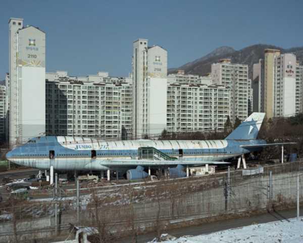 Manu Mielniezuk e suas Paisagens Sul Coreanas