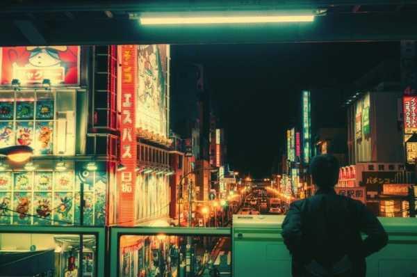 Masashi Wakui e suas fotografias noturnas de Tóquio