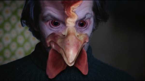 The Chickening: Um remix de The Shining?