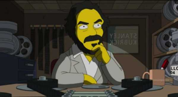 The Simpsons: Referências de Filmes