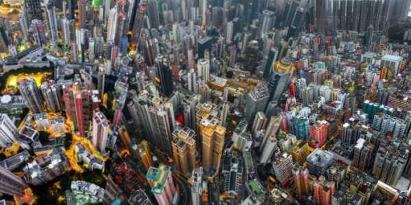 A Selva de Pedra que é Hong Kong nas fotos de Andy Yeung