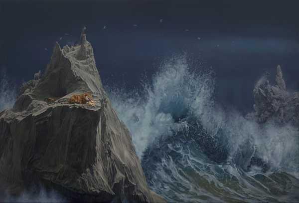 Joel Rea: Surrealismo Contemporâneo