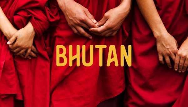 Butão: Uma Nova Identidade Visual para Terra do Dragão