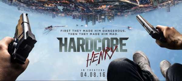 Hardcore Henry: Um Filme de Ação Mais que Maluco