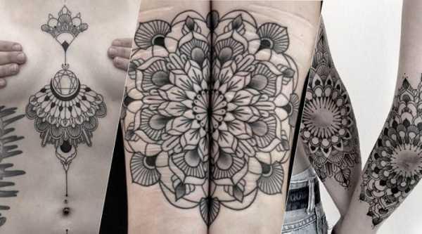 Mirja Fenris: Tatuagens Geométricas em Berlim