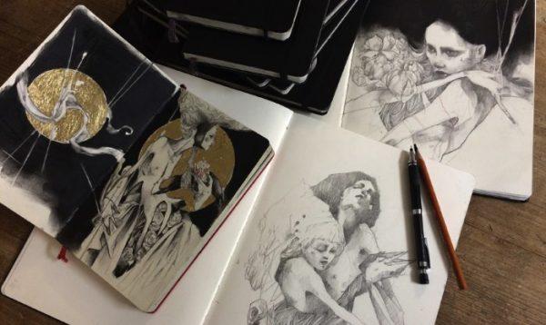 As Ilustrações e a Arte de Craww