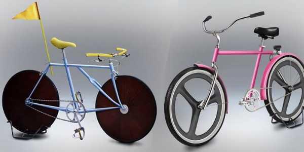 Velocipedia: Você acha que sabe desenhar uma bicicleta?
