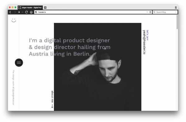 O Trabalho de Design de Jürgen Hassler