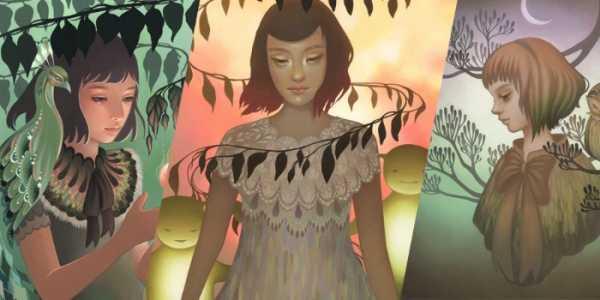 As Ilustrações Cheias de Magia de Amy Sol
