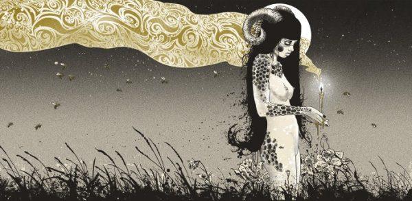 Nikita Kaun: Ilustrações e Arte em Poucas Cores