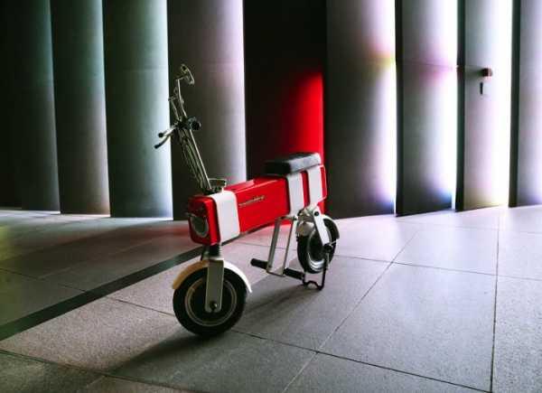 Motochimp: Um Motocicleta Elétrica Quase Miniatura