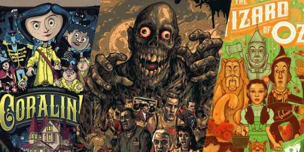 Os Posters e Ilustrações de Graham Erwin