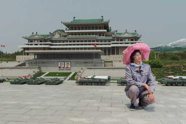 Fotografando a Coréia do Norte com Matjaz Tancic