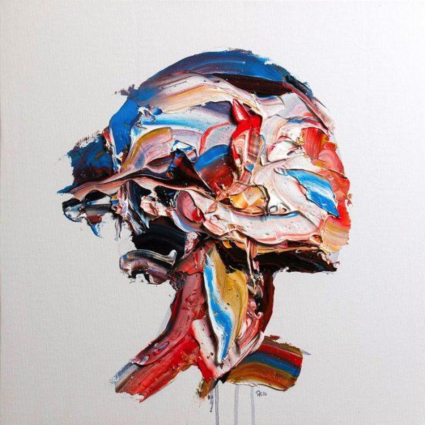 As Estranhas Técnicas de Pintura de Salman Khoshroo