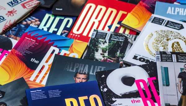 Luke Tonge: Direção de Arte para Revistas e Design Gráfico