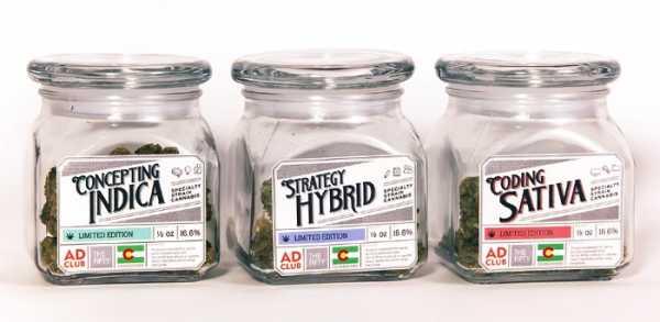 Publicidade e Maconha: Uma Agência do Colorado criou variedades da erva voltada para Criativos