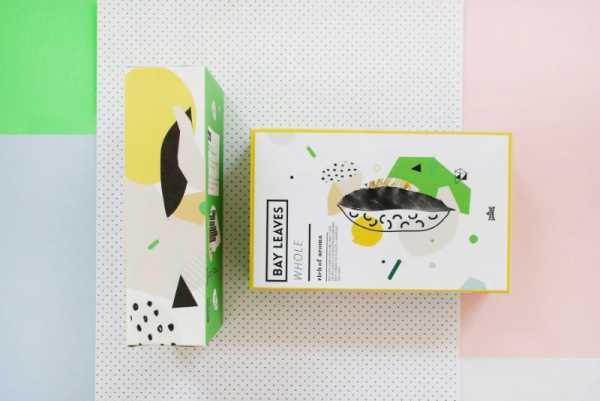 Agata Jeziurska criou embalagens para a Natco Company com um visual de Colagens