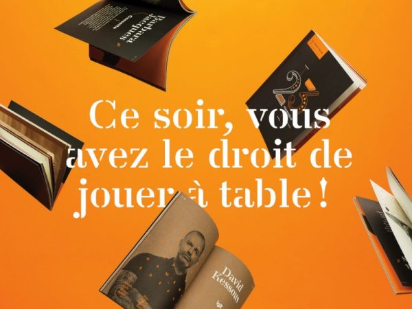 Le Diner des Agences para a Fundação Marie-Vincent em Montreal