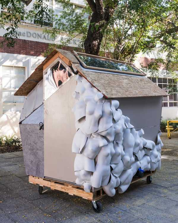 The Homeless Studio: Melhorando a vida dos sem teto através do design