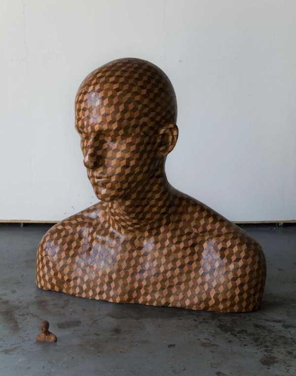 As Esculturas de Levi Van Veluw