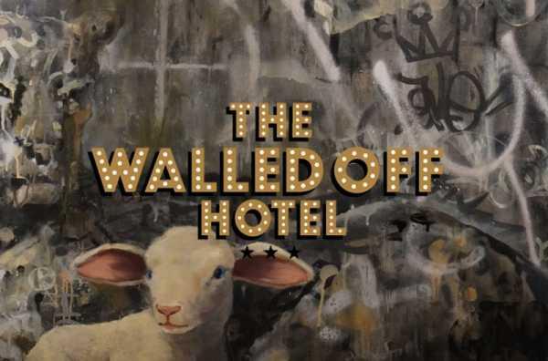 Walled Off Hotel: Um Hotel criado por Banksy entre Israel e a Palestina