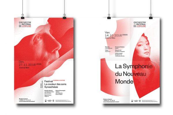 Orquestra Nacional de Lorraine por Nouvelle Étiquette