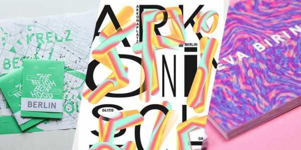 Os Posters e o Design Gráfico de Anders Bakken
