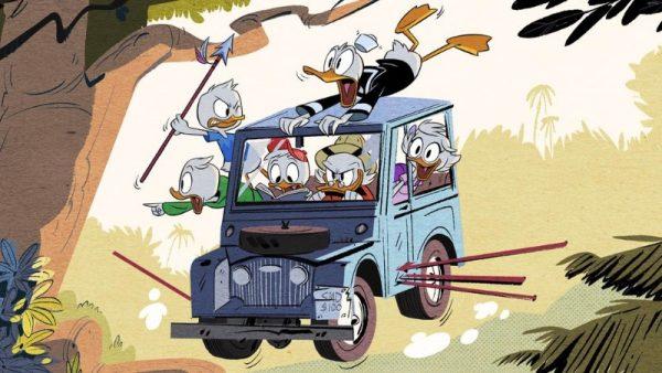 Ducktales 2017: Uma nova abertura para um dos meus desenhos favoritos de todos os tempos