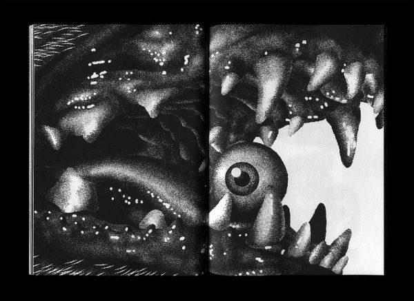 Daymare Boogie: Ilustrando Pesadelos com Max Löffler