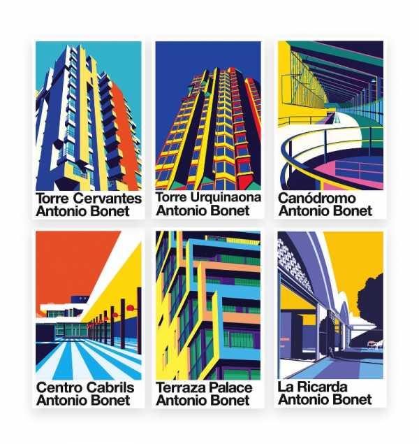 Um Tributo Ilustrado a Arquitetura de Antonio Bonet