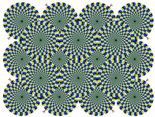 As Ilusões de Ótica de Akiyoshi Kitaoka
